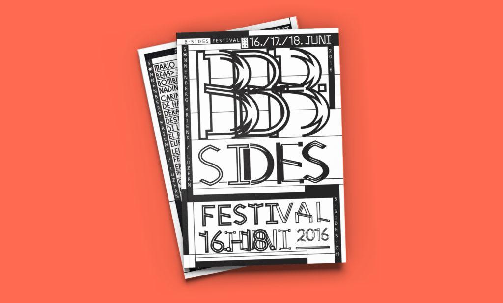 B-Sides Festival Magazine